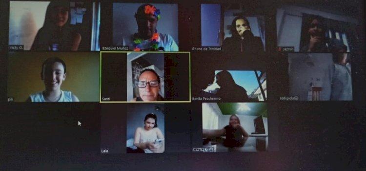 Hockey: charla virtual de la Sub 12