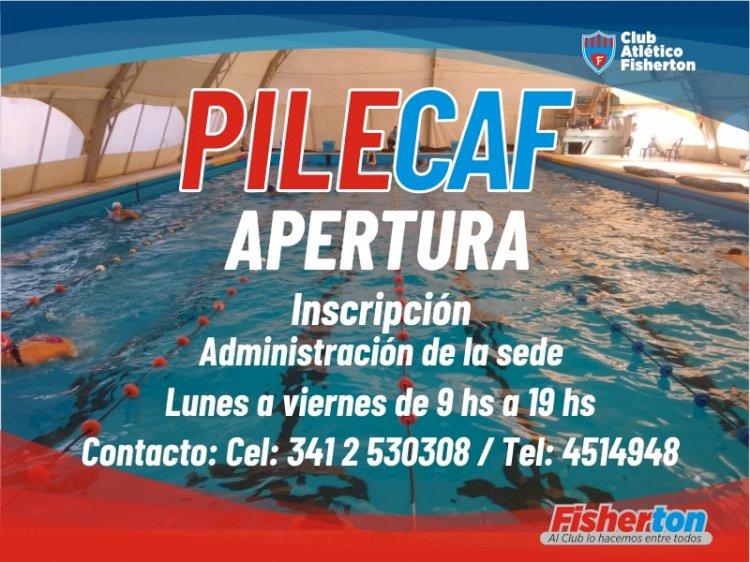 Vuelven los entrenamientos en la PileCAF