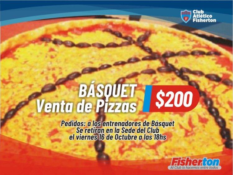 Colaborá con el Básquet y disfrutá de una rica cena