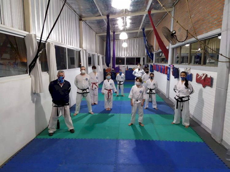 Realizá Taekwondo en la Sede