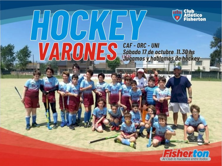 Hockey: Encuentro Virtual de Escuelitas