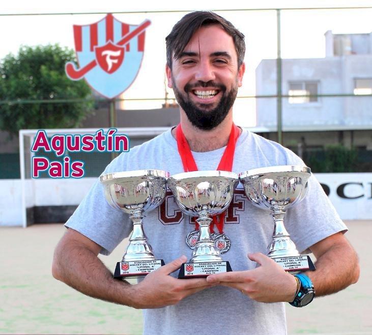 Agustín Pais emigra a Italia