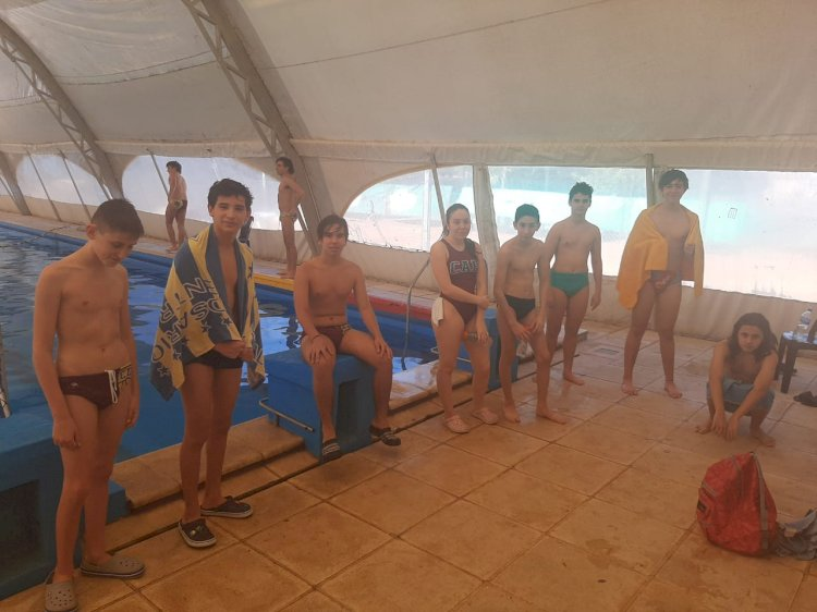 Sumate al Waterpolo de Fisherton