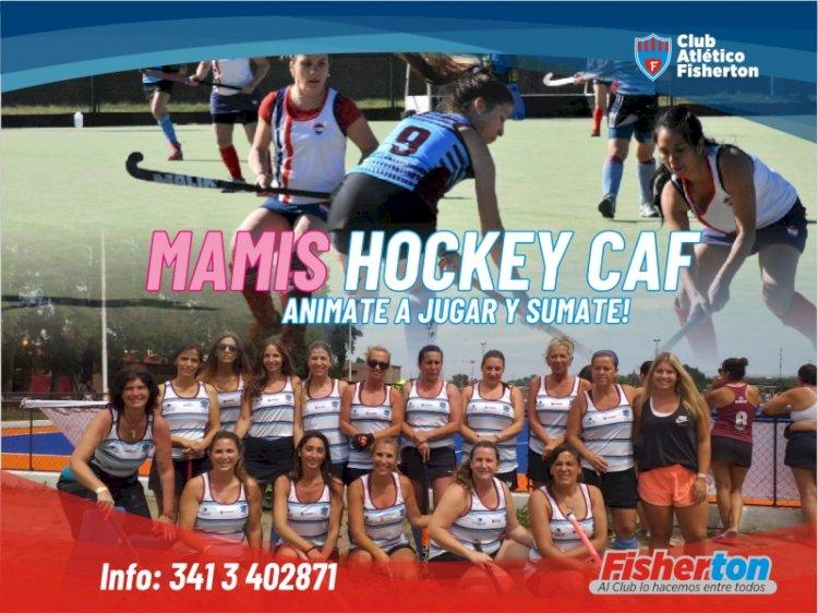 Sumate a Mamis Hockey en el club