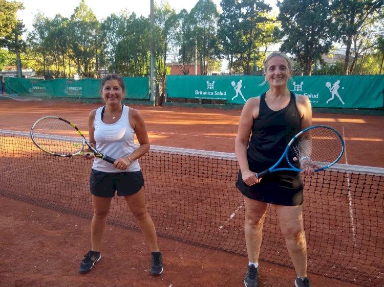 Tenis: campeonas en Funes