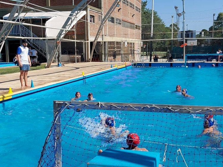 Waterpolo: la alegría de volver a jugar
