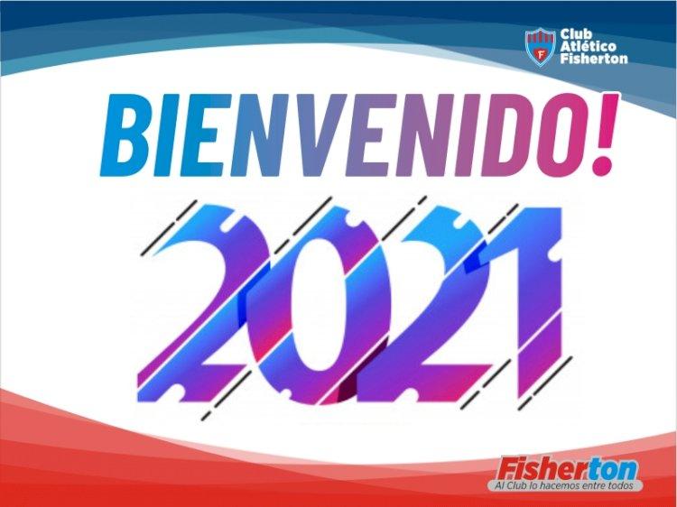 ¡Por un 2021 lleno de ilusiones!