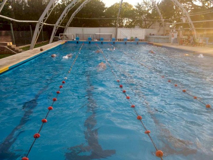 Sumate a los entrenamientos de Natación