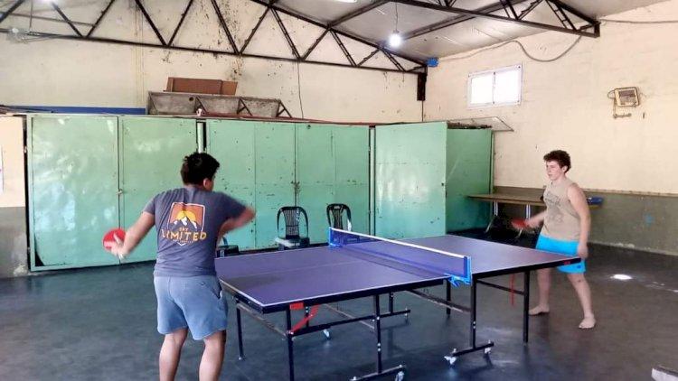 Sumate a las clases de Tenis de Mesa