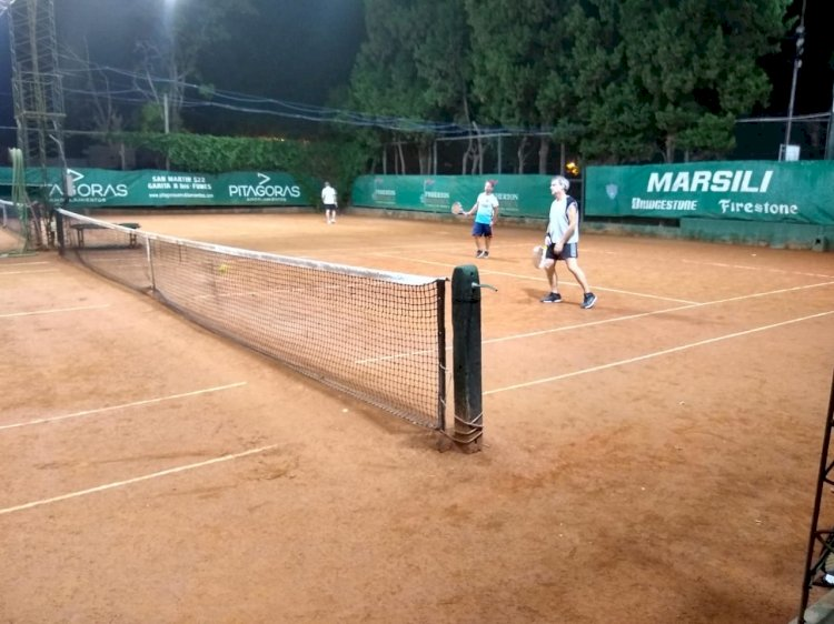 Tenis en Fisherton