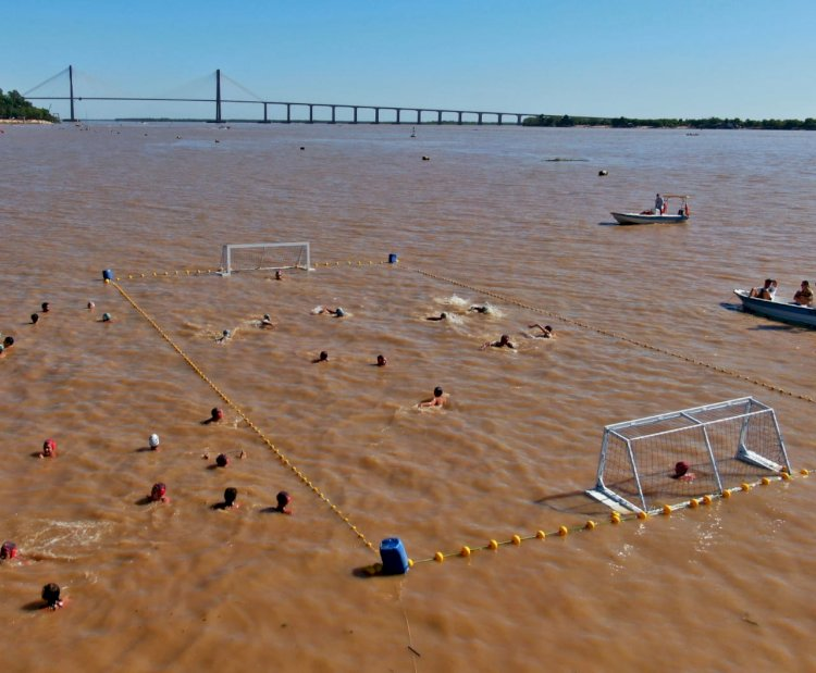 Fisherton participó en el Encuentro de Water Río