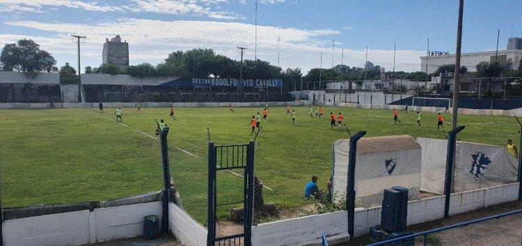 Fútbol: amistoso ante Argentino de Rosario