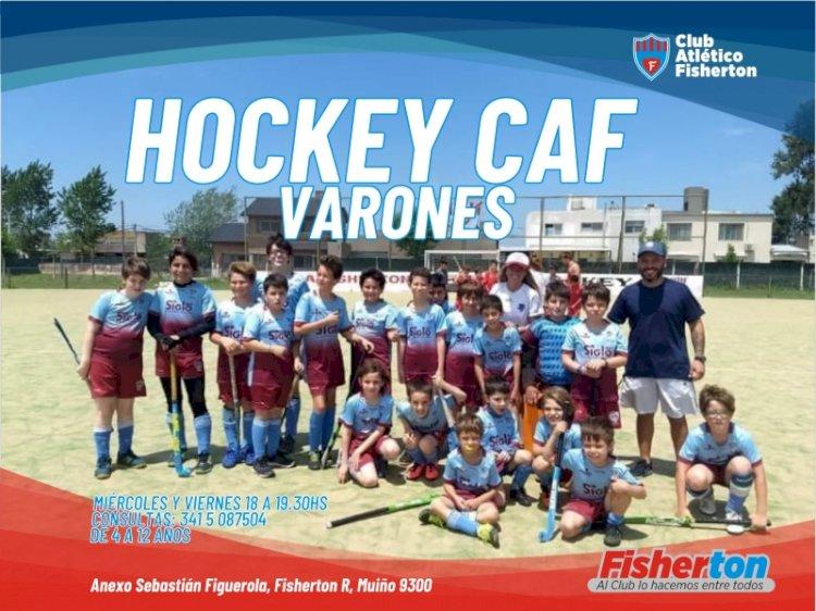 Hockey: inscripciones a las escuelas en marcha