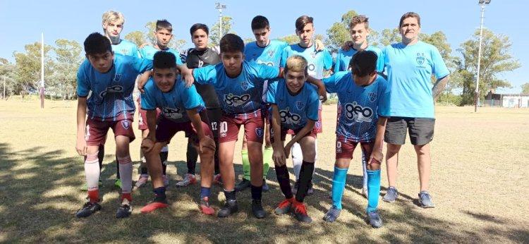 El Fútbol Federado tuvo su debut