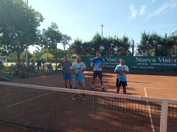 Fisherton quiere la Copa Desafío de Tenis