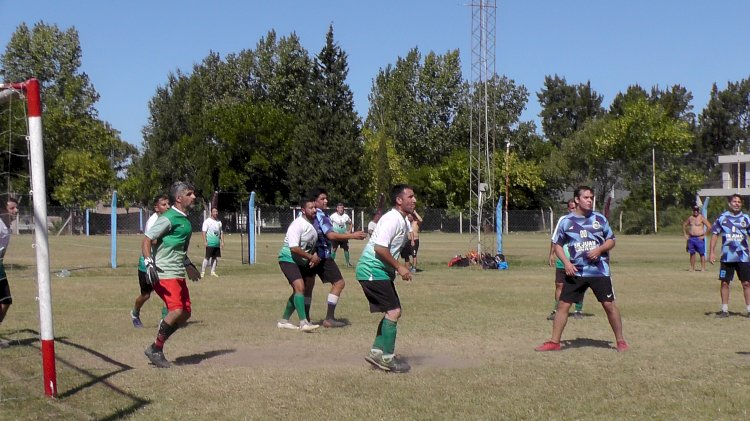 Continúa el Torneo de Fútbol Interno en el Anexo