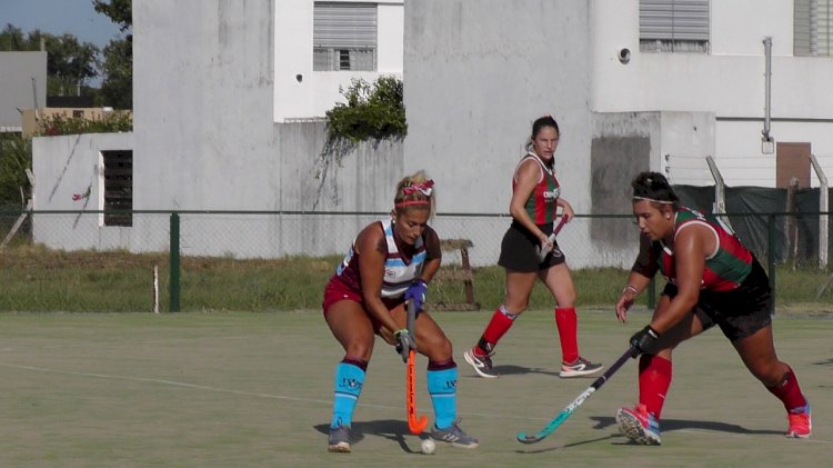 Hockey: jornada en el Anexo ante Sportivo Las Parejas