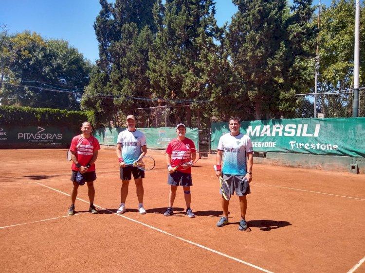 Histórico subcampeonato en el Tenis