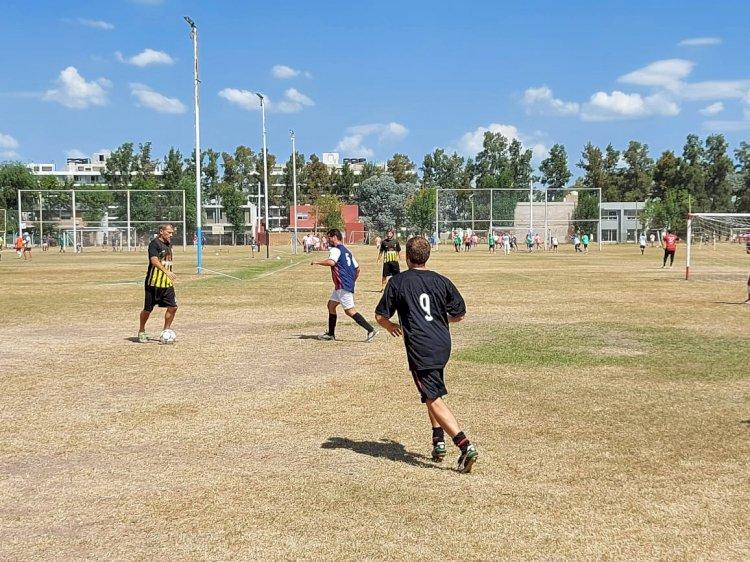El Fútbol Interno, protagonista en el Anexo