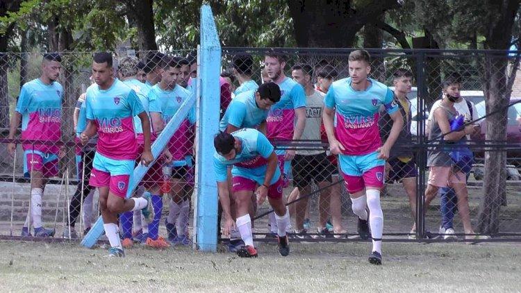 Fútbol: gran triunfo de visitante