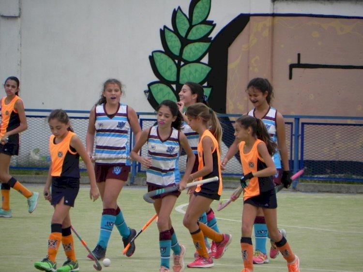 Hockey: visita positiva a San Nicolás