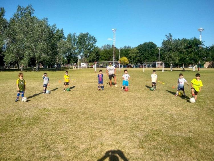 Fútbol Infantil: ejercicios en el hogar