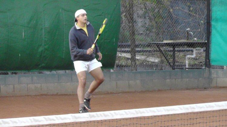 Tenis Recreativo en el club