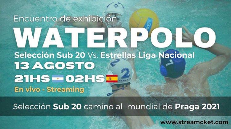 Fisherton apoya a la Selección Argentina Sub 20 de Waterpolo