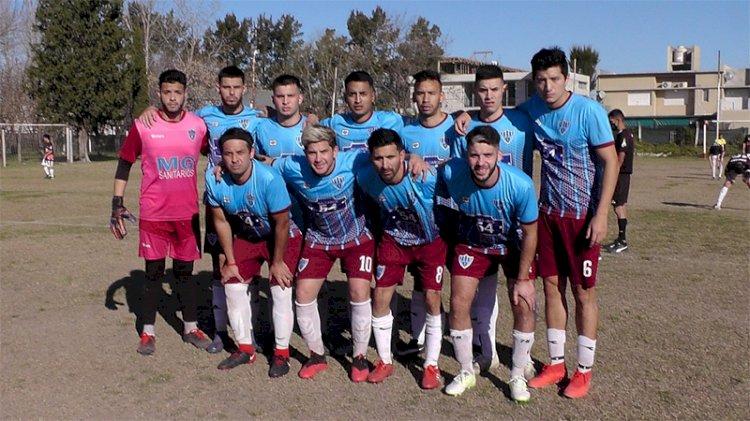 Fútbol federado: la Primera logró un triunfazo como visitante