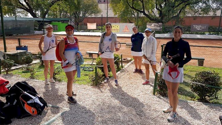 Tenis Interclubes: defendiendo los colores de Fisherton