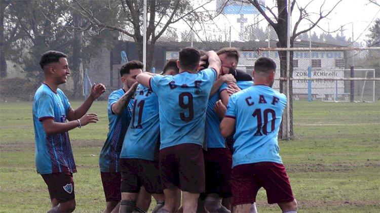 Fútbol federado: otro triunfo de Fisherton