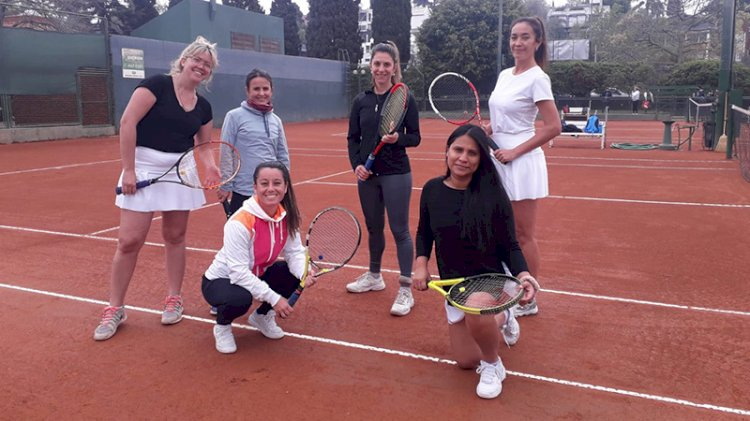 Tenis Interclubes: otro finde defendiendo los colores