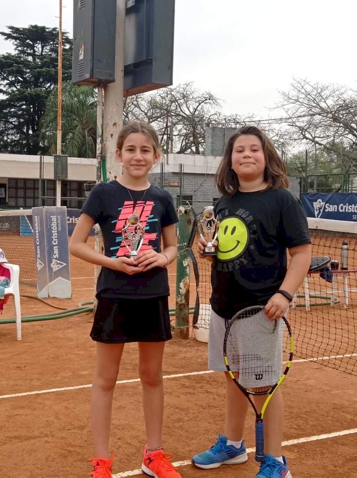Escuela de Tenis: destacada actuación