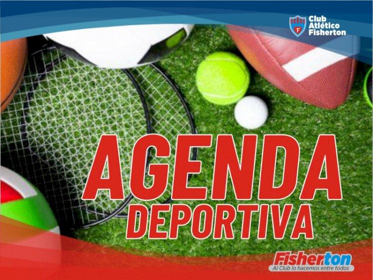 Agenda Deportiva de Fisherton